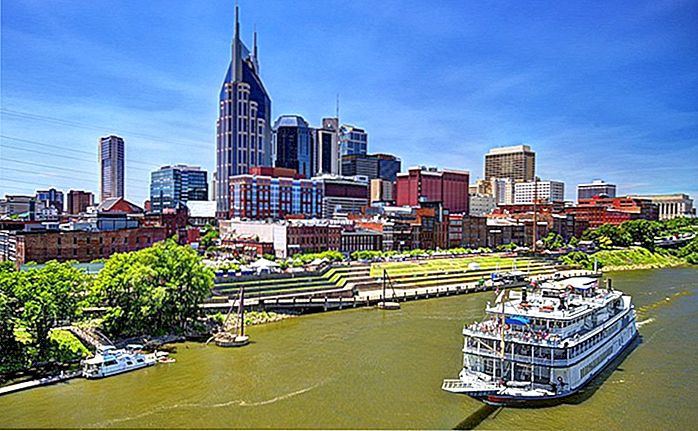 Hvor å bo i Nashville: Best Areas & Hotels, 2019