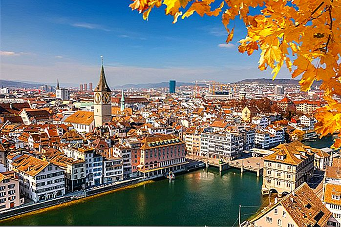 Hvor å bo i Zürich: Best Areas & Hotels, 2018