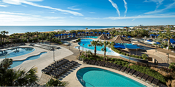 8 großartige Luxusresorts in der Region Myrtle Beach für 2019