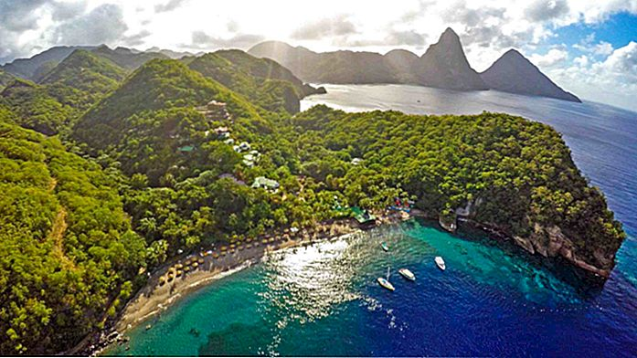 Die 7 besten All-Inclusive-Hotels in St. Lucia