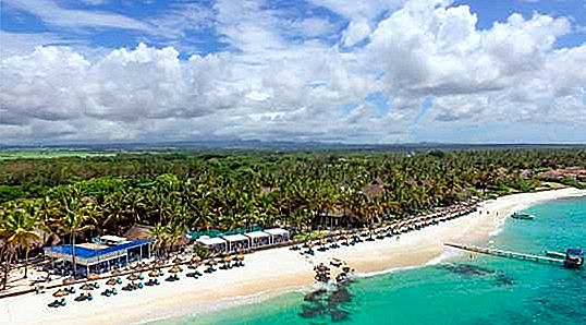 Resorts & Hotels in Mauritius